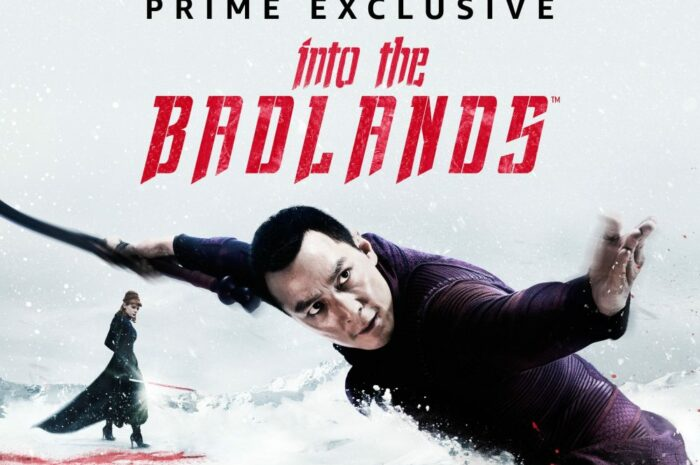 Into the Badlands (1/6)