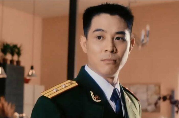 Jet Li The Defender Bodyguard