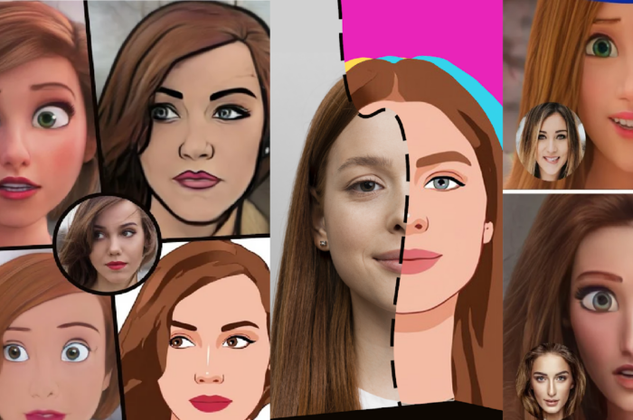 ToonMe: cartoon yourself, sketch & dollify maker